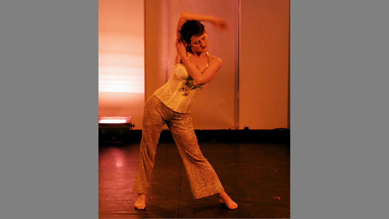 Chichi.....chic! Choreographie Susanna Curtis, Kunsthalle Nuernberg, 2004